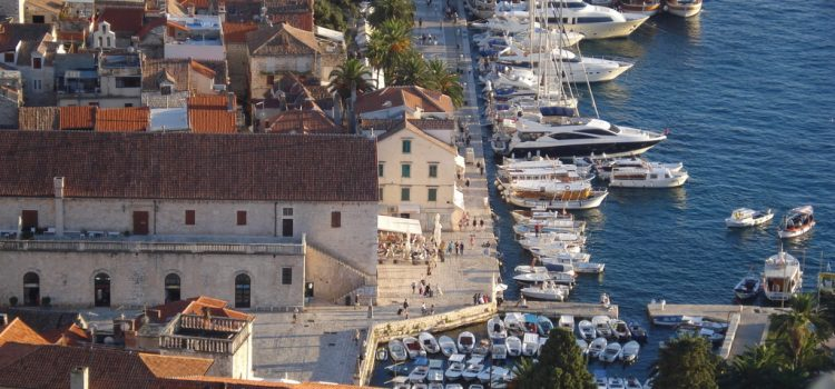Hvar out of season